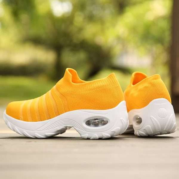 Mesh sneakers for women with Very Breathable Material