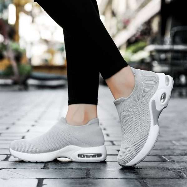 Stylish Air Cushion Sneakers for women's