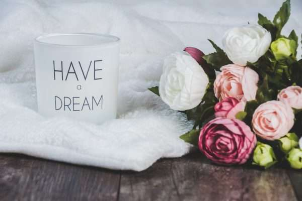 Your dreams await you, dreaming allows us to imagine a different world