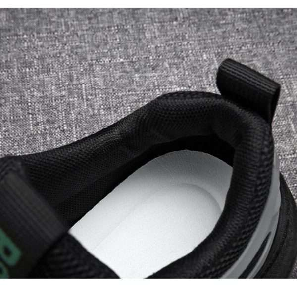 Ankle support and EVA midsole