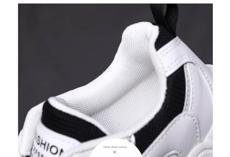 Reinforced ankle support and ergonomic midsole